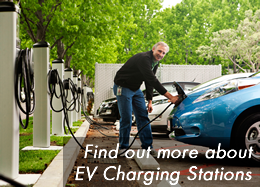 Find Out More About EV Charging Stations
